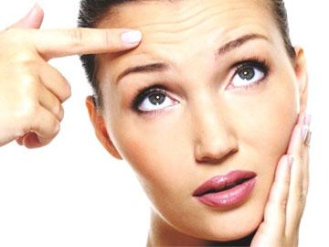 Коррекция мимических морщин - Botox, Dysport